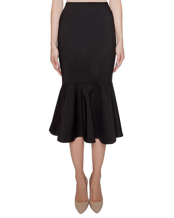 юбка из плотного хлопка артикул 1I9405 марки Antonio Marras купить за 12100 руб.