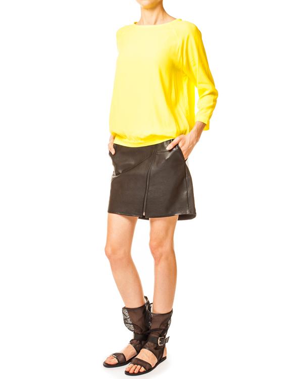 женская юбка TIBI, сезон: лето 2014. Купить за 22600 руб. | Фото 3