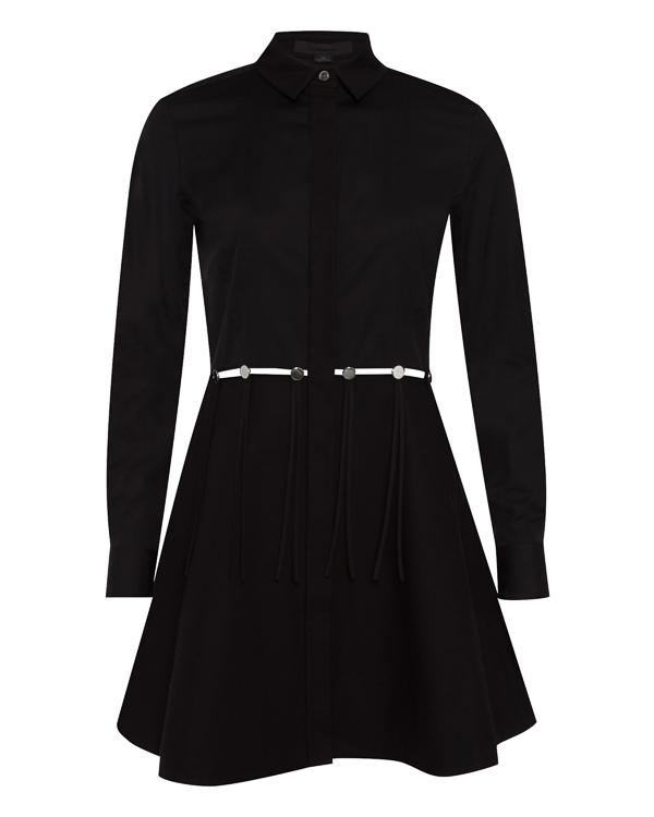 платье мини приталенного силуэта артикул 1W276036V1 марки Alexander Wang купить за 40900 руб.
