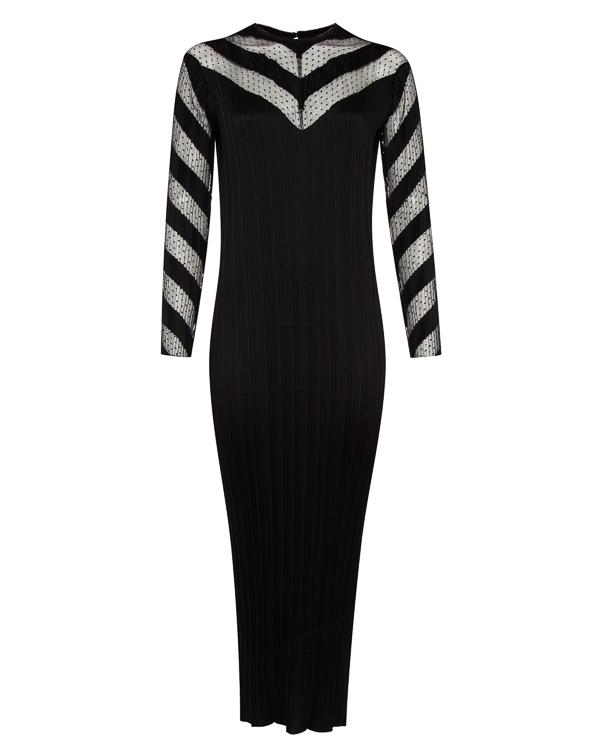 платье макси прилегающего силуэта артикул 1W276070D7 марки Alexander Wang купить за 82000 руб.
