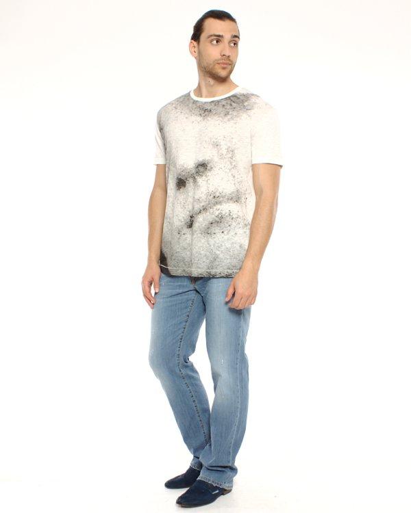 мужская футболка ONE-T-SHIRT, сезон: лето 2012. Купить за 2600 руб. | Фото $i