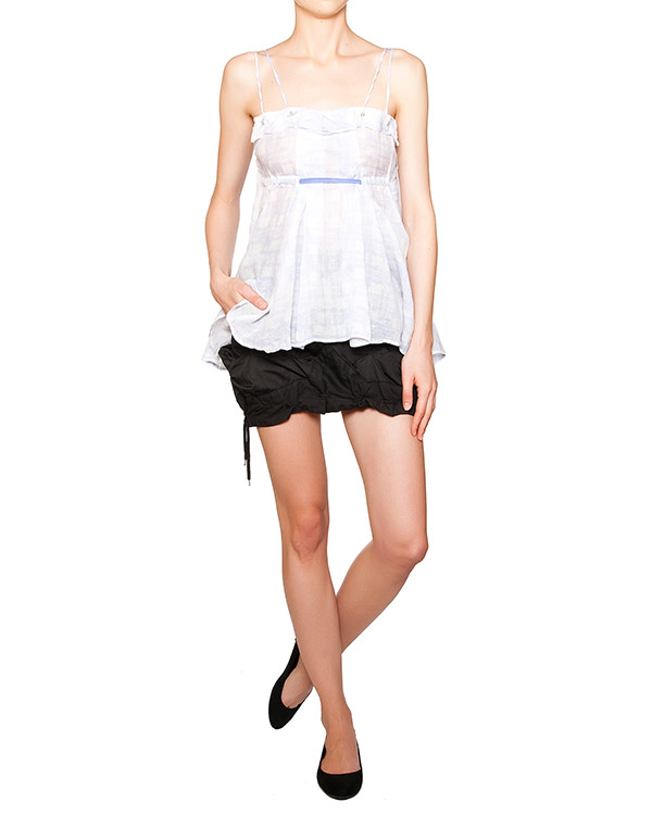 женская шорты MARITHE+FRANCOIS GIRBAUD, сезон: лето 2012. Купить за 9500 руб. | Фото $i