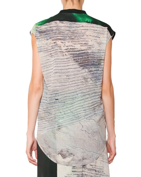 женская блуза ILARIA NISTRI, сезон: лето 2015. Купить за 21000 руб. | Фото 2