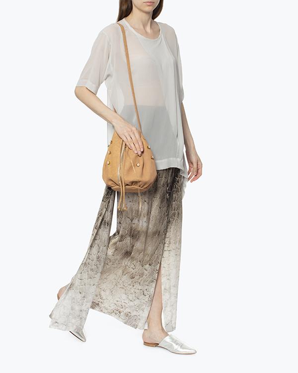 женская юбка ILARIA NISTRI, сезон: лето 2015. Купить за 36600 руб. | Фото 2