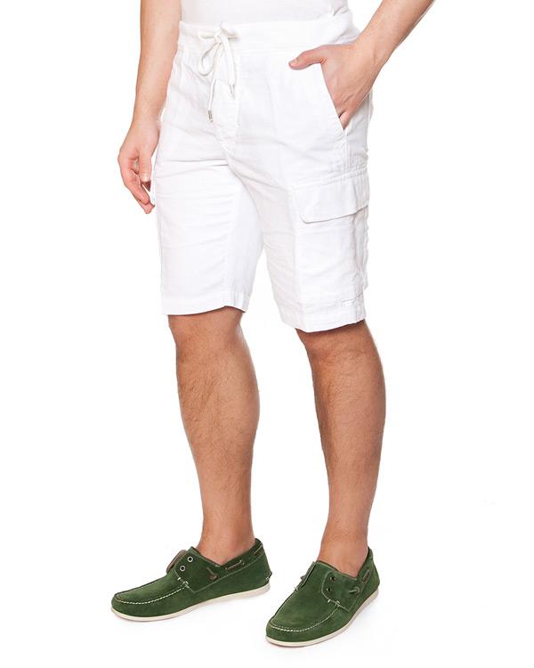 мужская шорты 120% lino, сезон: лето 2015. Купить за 14400 руб. | Фото 1