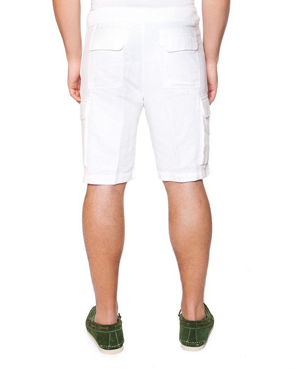 мужская шорты 120% lino, сезон: лето 2015. Купить за 14400 руб. | Фото 2