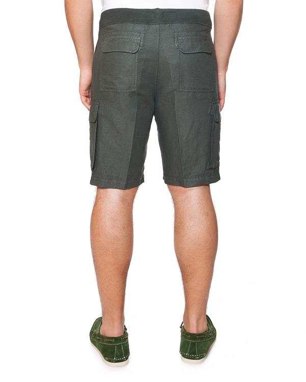 мужская шорты 120% lino, сезон: лето 2015. Купить за 7200 руб. | Фото $i