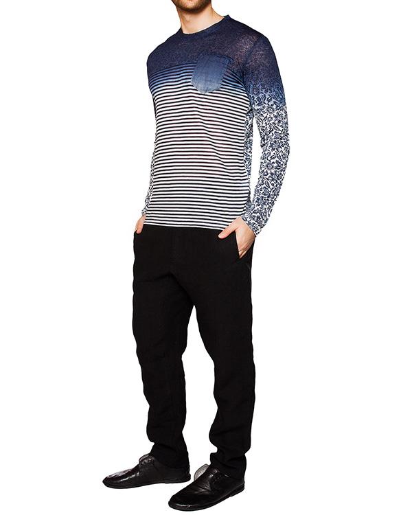 мужская брюки 120% lino, сезон: лето 2016. Купить за 14500 руб. | Фото 3