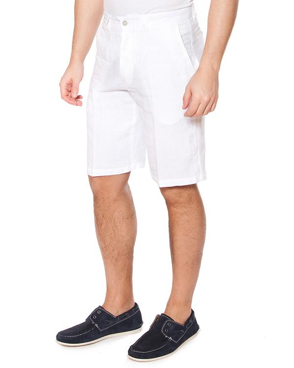 мужская шорты 120% lino, сезон: лето 2015. Купить за 6100 руб. | Фото 1