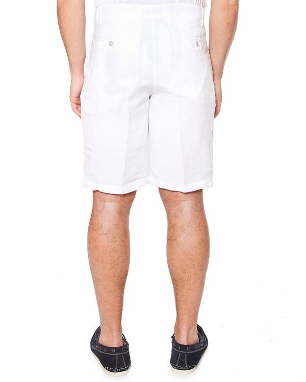 мужская шорты 120% lino, сезон: лето 2015. Купить за 6100 руб. | Фото 2