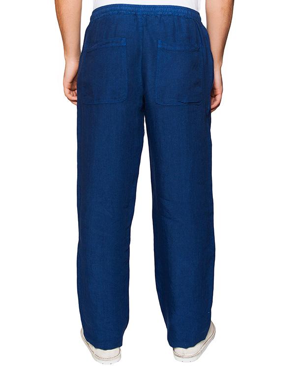 мужская брюки 120% lino, сезон: лето 2016. Купить за 6700 руб. | Фото 2