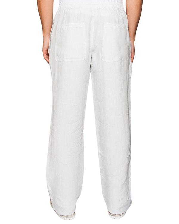 мужская брюки 120% lino, сезон: лето 2016. Купить за 13300 руб. | Фото 2