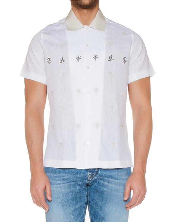 рубашка  артикул 215612 марки Cortigiani купить за 21100 руб.