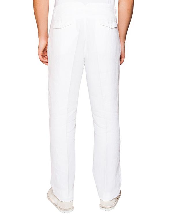 мужская брюки 120% lino, сезон: лето 2016. Купить за 5700 руб. | Фото 2