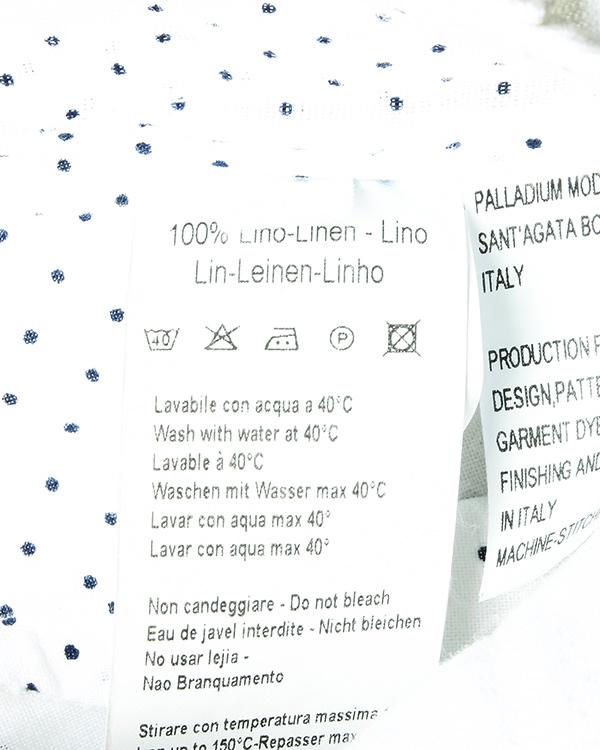 мужская брюки 120% lino, сезон: лето 2016. Купить за 5700 руб. | Фото 5