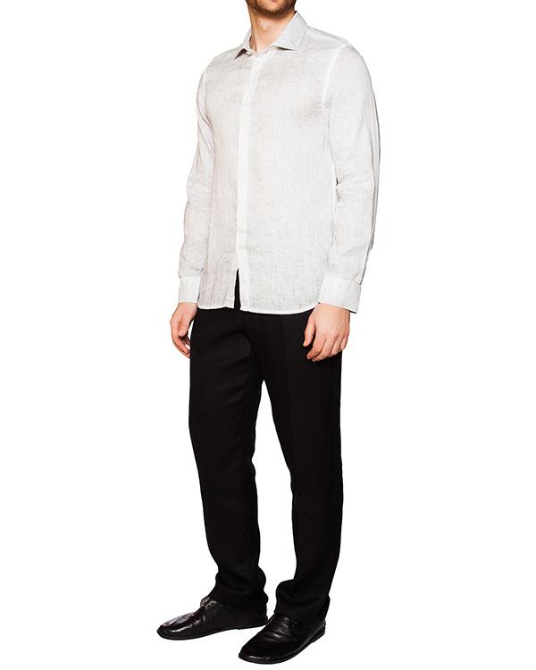мужская брюки 120% lino, сезон: лето 2016. Купить за 7200 руб. | Фото 3