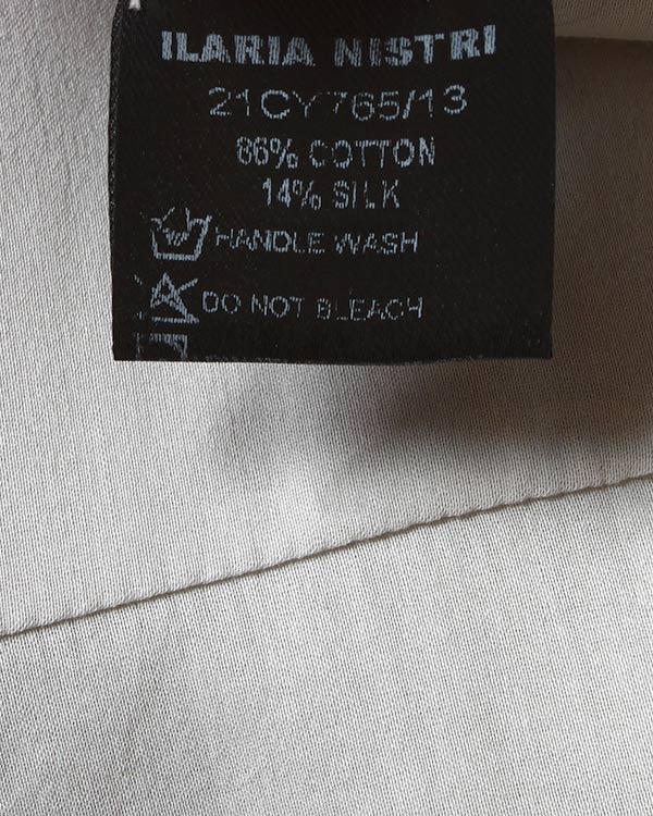 женская блуза ILARIA NISTRI, сезон: зима 2015/16. Купить за 17000 руб. | Фото 5