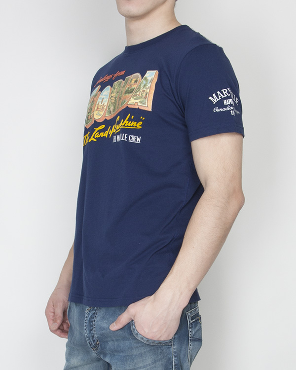 мужская футболка Marville, сезон: лето 2013. Купить за 1200 руб. | Фото $i