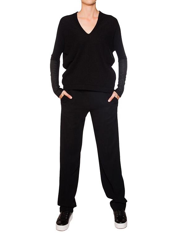 женская пуловер ILARIA NISTRI, сезон: зима 2015/16. Купить за 10100 руб.   Фото 3