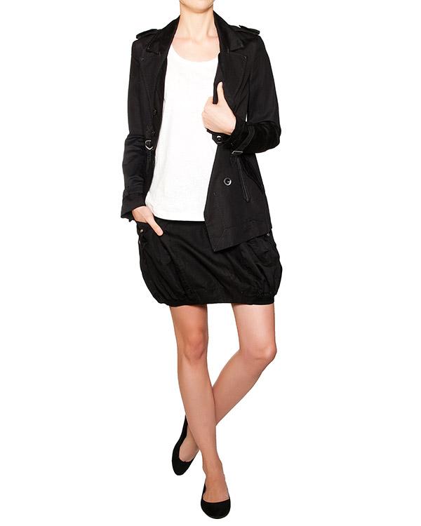 женская юбка MARITHE+FRANCOIS GIRBAUD, сезон: лето 2011. Купить за 8000 руб. | Фото 3