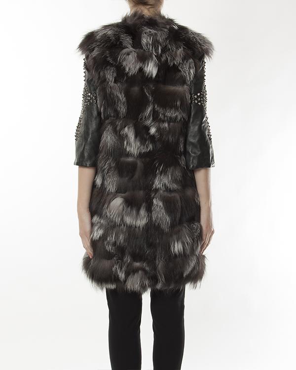 женская мех.пальто Black Diamonds, сезон: зима 2012/13. Купить за 39000 руб. | Фото $i