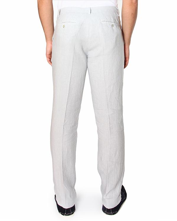 мужская брюки 120% lino, сезон: лето 2015. Купить за 13600 руб. | Фото 2