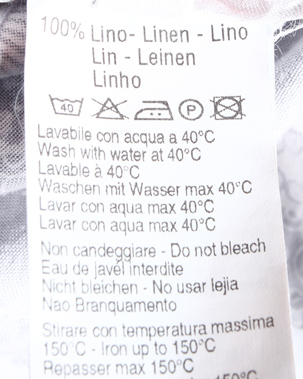 мужская брюки 120% lino, сезон: лето 2015. Купить за 13600 руб. | Фото 5