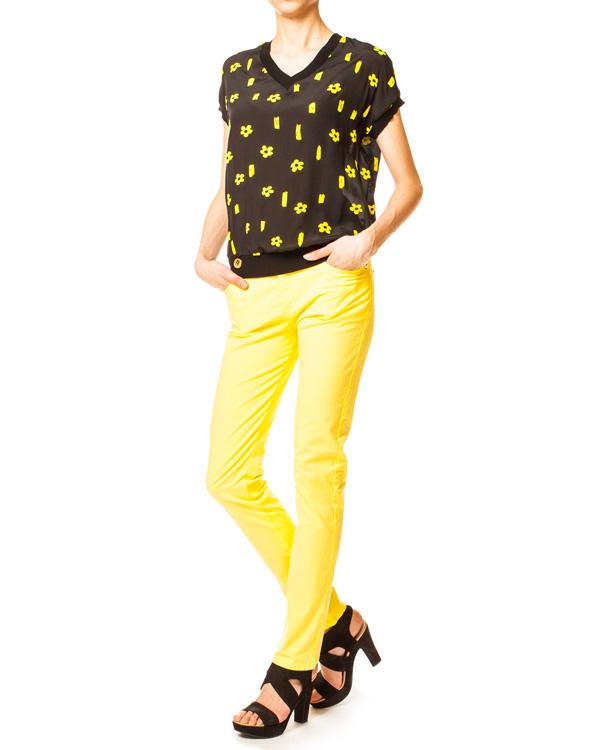 женская брюки Petite couture, сезон: лето 2014. Купить за 5900 руб. | Фото 3