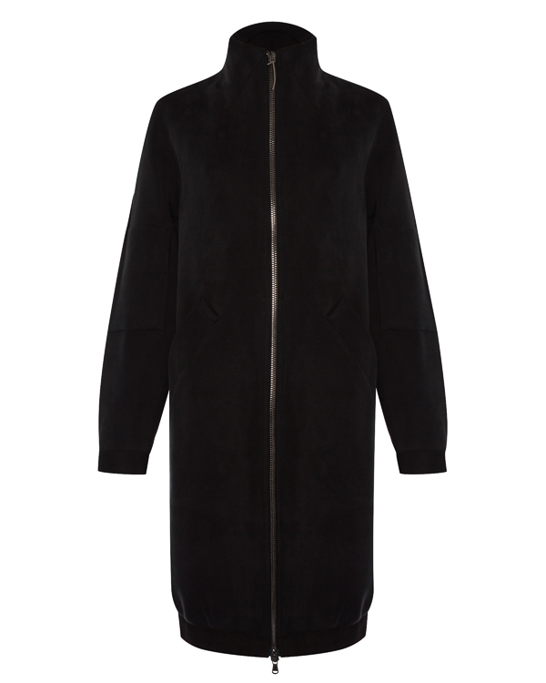 пальто из плотного неопрена артикул 25JY383/3 марки ILARIA NISTRI купить за 51300 руб.