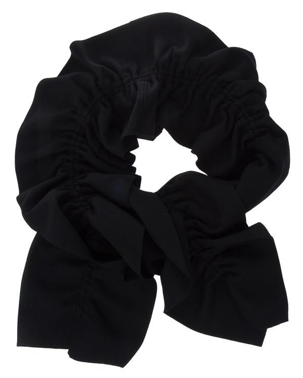 шарф из шерсти со сборкой артикул 25SC438/1 марки ILARIA NISTRI купить за 14800 руб.