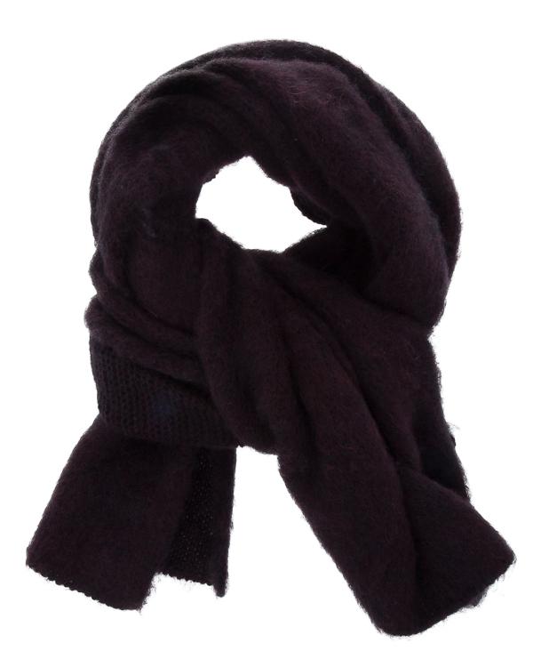 шарф -палантин из мягкой шерсти и мохера артикул 25SC488/29 марки ILARIA NISTRI купить за 23900 руб.