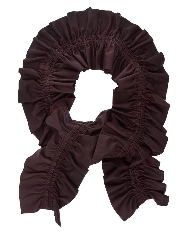 шарф из плотной кожи артикул 25SC506/19 марки ILARIA NISTRI купить за 21700 руб.