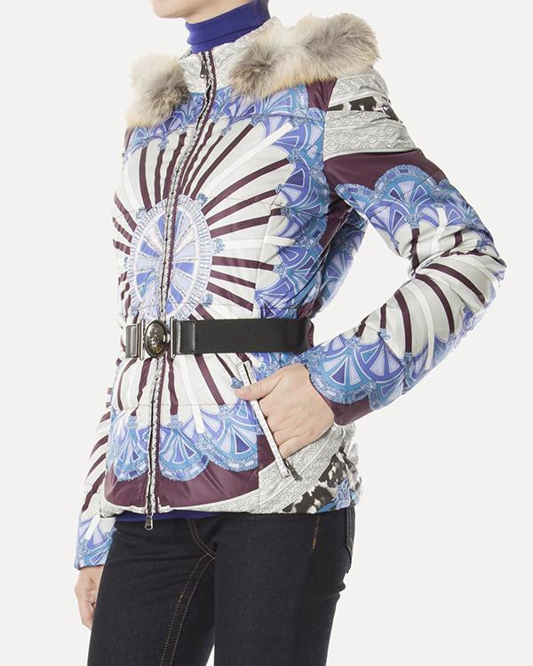 женская пуховик EMILIO PUCCI, сезон: зима 2012/13. Купить за 35100 руб.   Фото 2