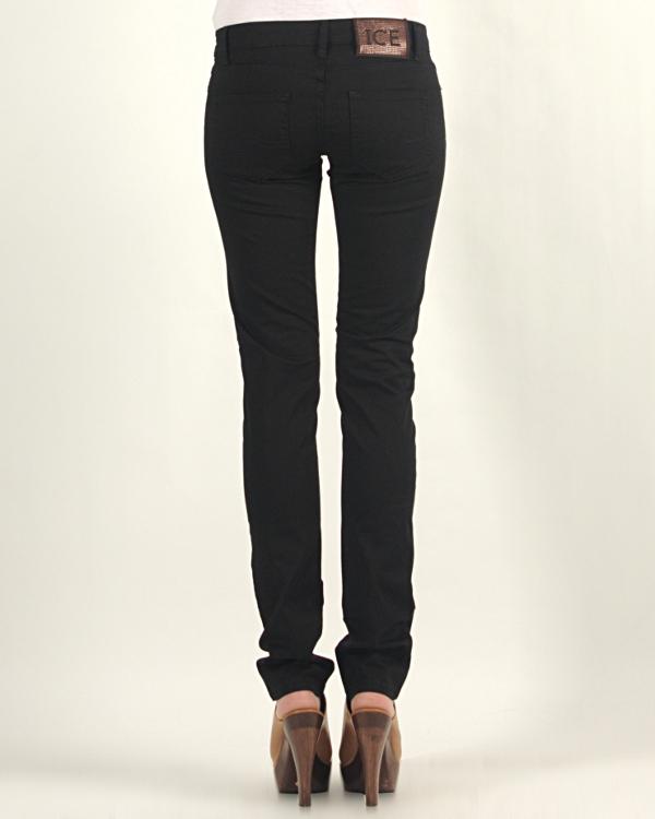 женская джинсы ICEBERG, сезон: лето 2011. Купить за 4300 руб. | Фото 2