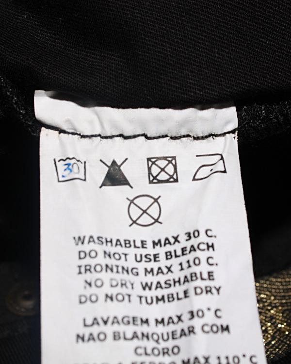 женская джинсы ICEBERG, сезон: лето 2011. Купить за 4300 руб. | Фото 4
