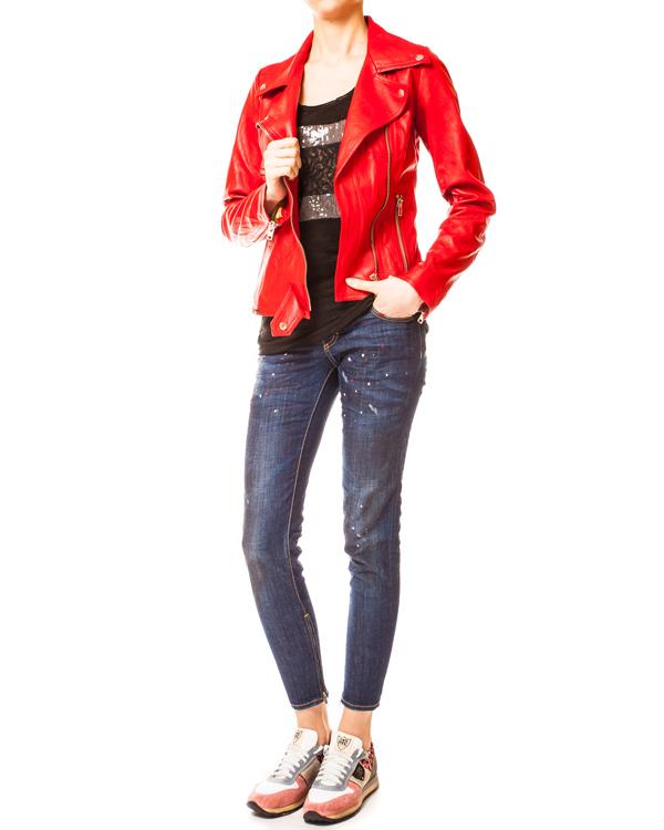 женская куртка S.W.O.R.D., сезон: лето 2014. Купить за 21700 руб. | Фото 3