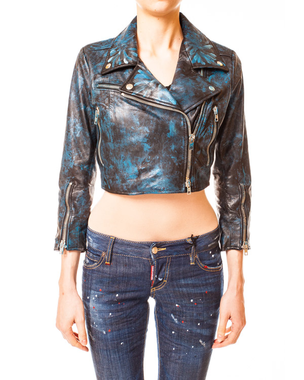 женская куртка S.W.O.R.D., сезон: лето 2014. Купить за 23900 руб.   Фото 1