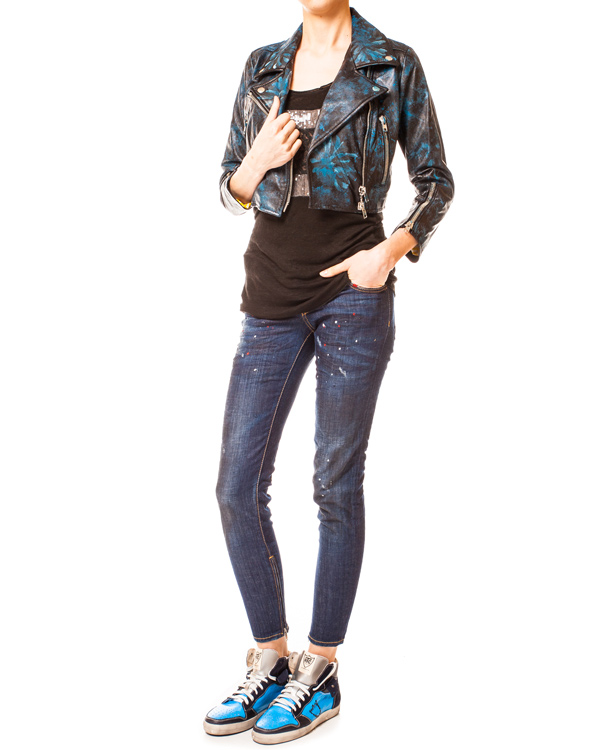 женская куртка S.W.O.R.D., сезон: лето 2014. Купить за 23900 руб.   Фото 3