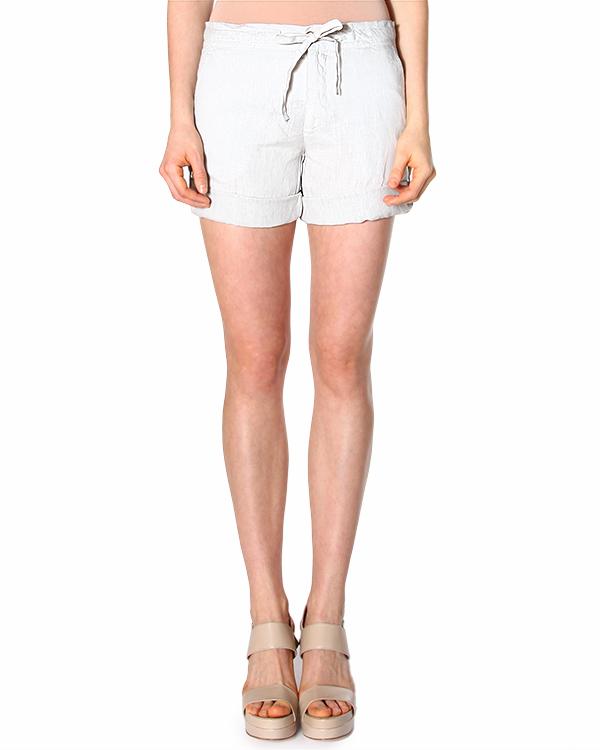 женская шорты 120% lino, сезон: лето 2015. Купить за 5600 руб. | Фото 1