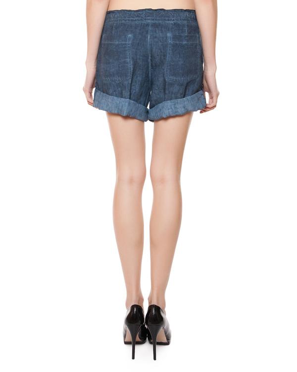 женская шорты 120% lino, сезон: лето 2015. Купить за 5600 руб. | Фото 2