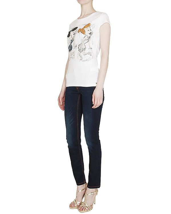 женская джинсы ICEBERG, сезон: лето 2013. Купить за 4500 руб. | Фото 3