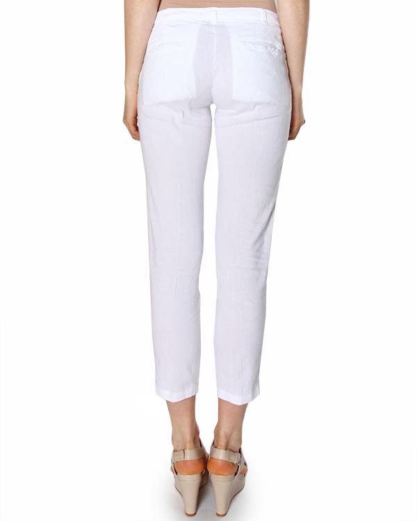 женская брюки 120% lino, сезон: лето 2015. Купить за 7600 руб. | Фото 2