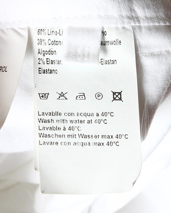 женская брюки 120% lino, сезон: лето 2015. Купить за 7600 руб. | Фото 5
