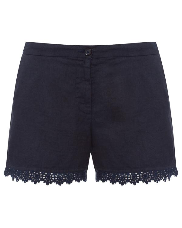 женская шорты 120% lino, сезон: лето 2015. Купить за 6000 руб. | Фото 1