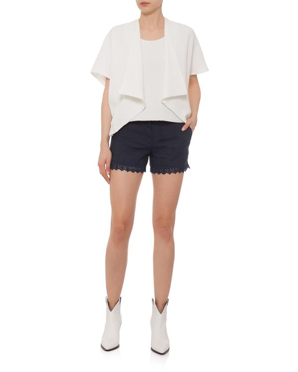 женская шорты 120% lino, сезон: лето 2015. Купить за 4800 руб. | Фото 3