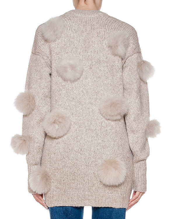 женская пуловер TIBI, сезон: зима 2016/17. Купить за 33500 руб. | Фото 2