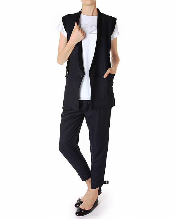 женская брюки TIBI, сезон: лето 2014. Купить за 14400 руб. | Фото 3