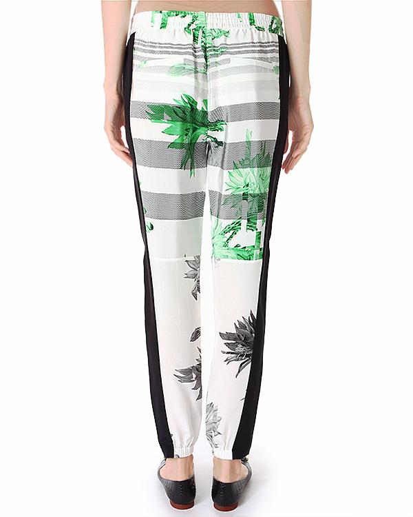 женская брюки TIBI, сезон: лето 2014. Купить за 11700 руб. | Фото 2