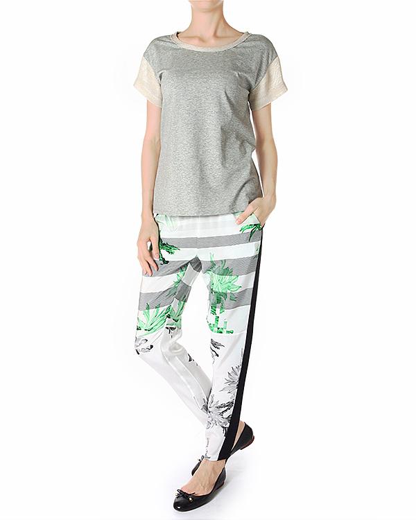 женская брюки TIBI, сезон: лето 2014. Купить за 11700 руб. | Фото 3
