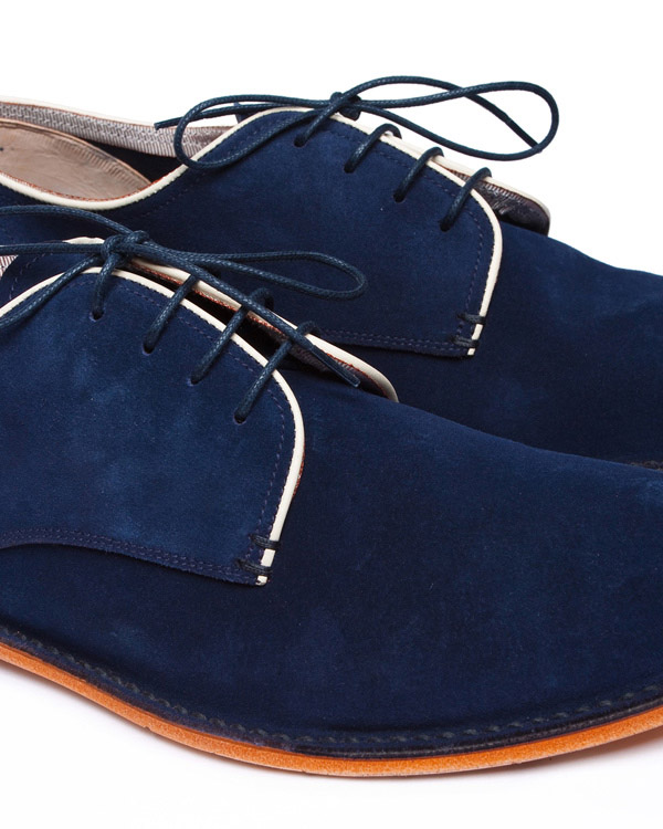 мужская ботинки Premiata, сезон: лето 2015. Купить за 17600 руб. | Фото 4